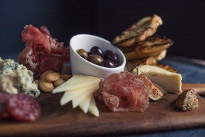 Charcuterie Plate at 1700 Degrees Steakhouse